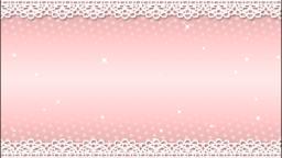 レース(ピンク)