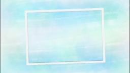 シンプル水彩(ブルー)