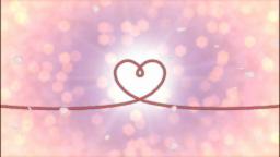 赤い糸(花びら)
