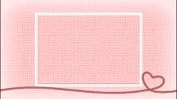 赤い糸(ピンク)