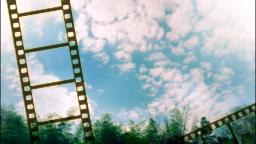 フィルムと空