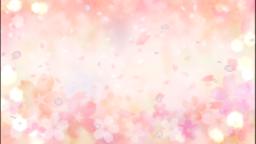 満開の桜をイメージしたデザイン